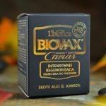 Biovax maseczka z kawiorem i algami
