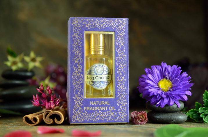 Indyjskie perfumy w olejku - Nag Champa