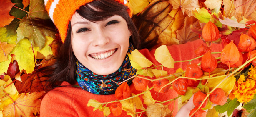 Sposoby na jesienną chandrę