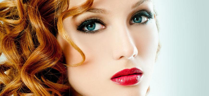 Kajal - arabski makijaż