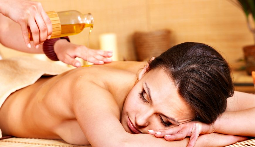 masaż ajurwedyjski