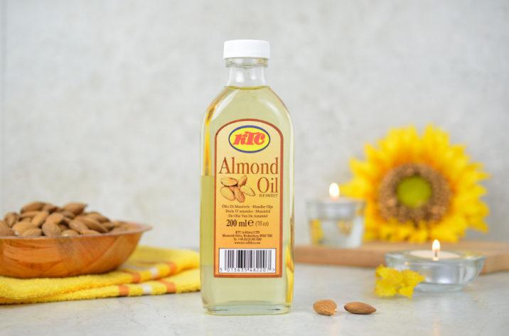 Olej migdałowy 200 ml