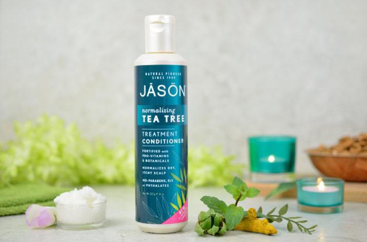 Przeciwłupieżowa odżywka normalizująca z olejkiem z drzewa herbacianego
