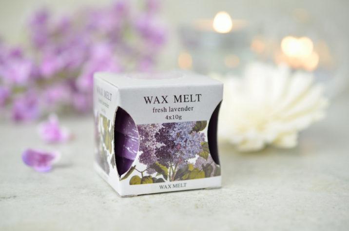 Zestaw wosków zapachowych – Bez
