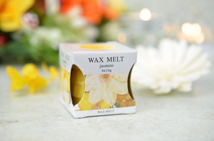 Zestaw wosków zapachowych – Jaśmin