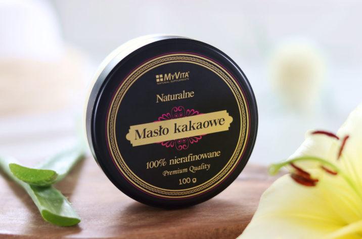 Masło kakaowe nierafinowane 100%