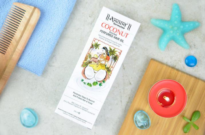Olejek do włosów kokosowy