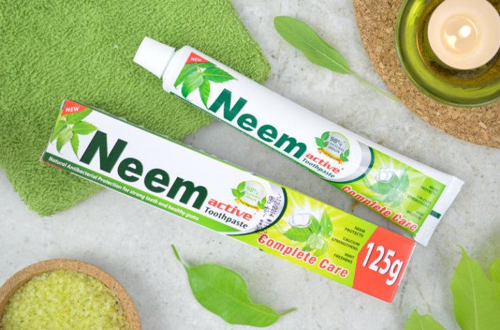 Pasta do zębów Neem Active