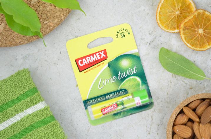 Balsam do ust w sztyfcie – Limetka