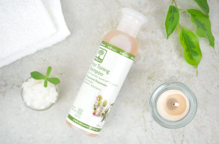 Tonizujący szampon przeciwko wypadaniu włosów