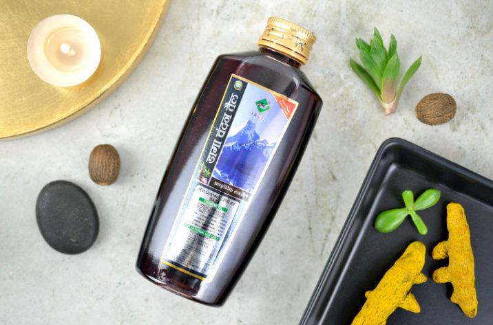 Sandałowy olejek do masażu Daga Chandan