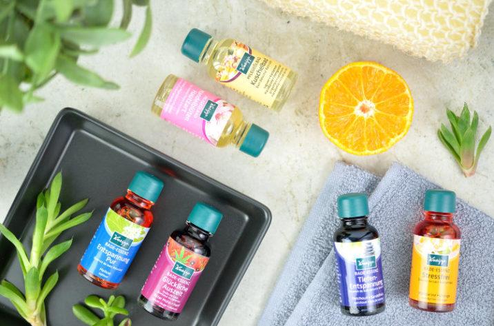 Zestaw 6 aromaterapeutycznych olejków do kąpieli