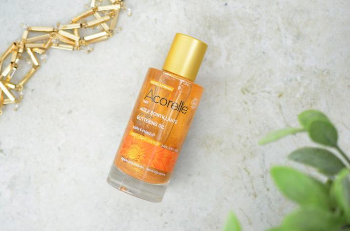 Suchy olejek nabłyszczający do twarzy, ciała i włosów