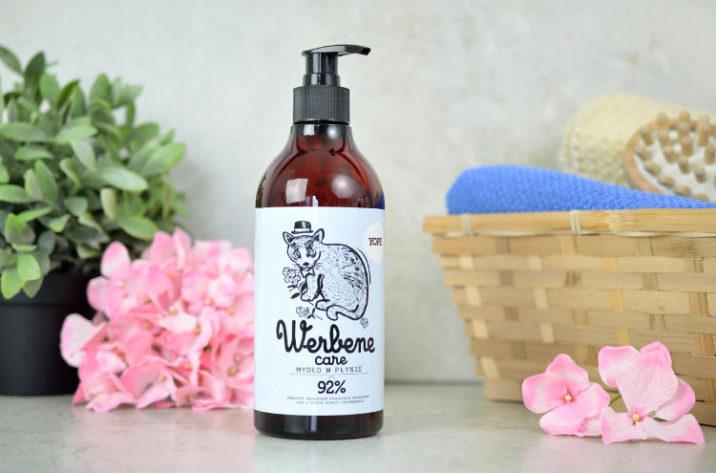Yope mydło w płynie Werbena