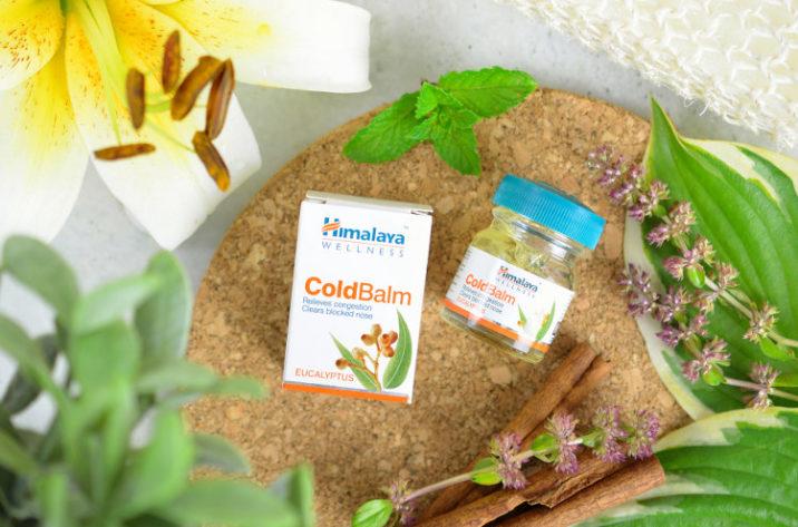 Balsam na przeziębienie Cold Balm