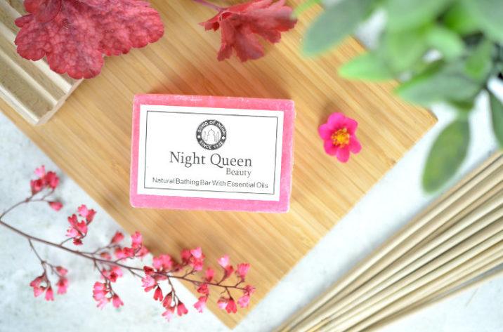 Mydło glicerynowe Night Queen