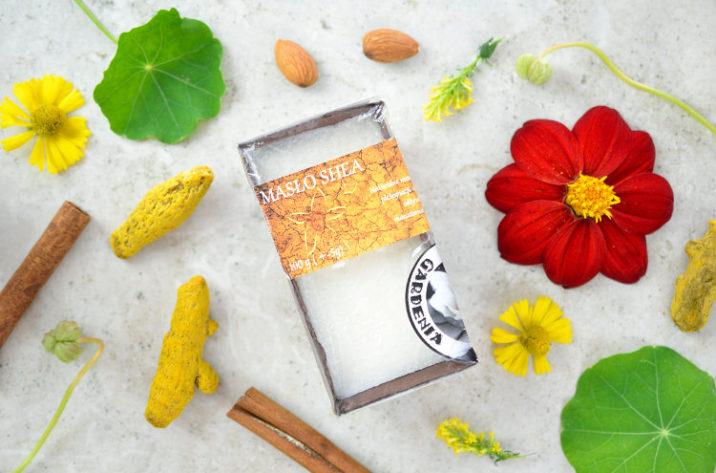 Masło shea – gardenia