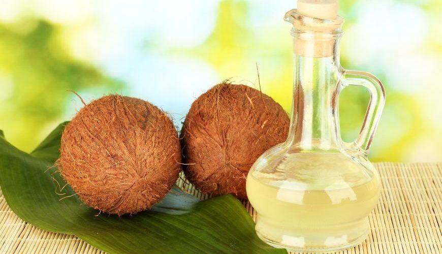 Olej kokosowy w pielęgnacji włosów