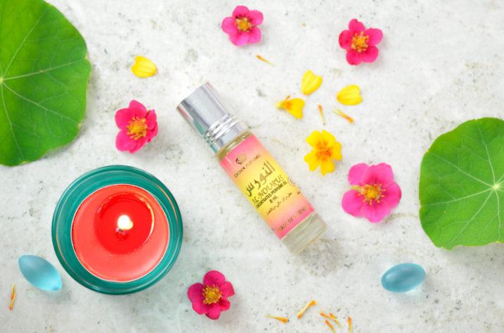 Orientalne perfumy w olejku Al Nourus