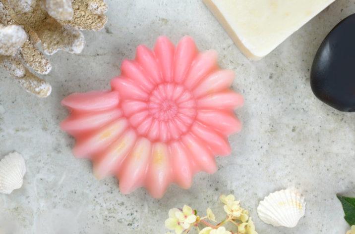 mydło z algami muszla opium