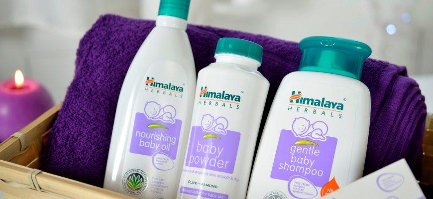 kosmetyki dla dzieci Himalaya Baby Care