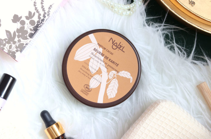 Organiczne masło shea - kakaowe