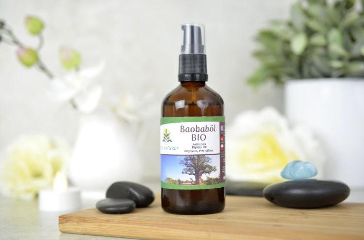 Organiczny olejek z baobabu