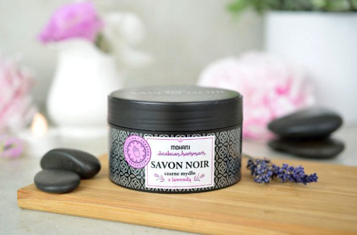 Savon Noir - czarne mydło z lawendą