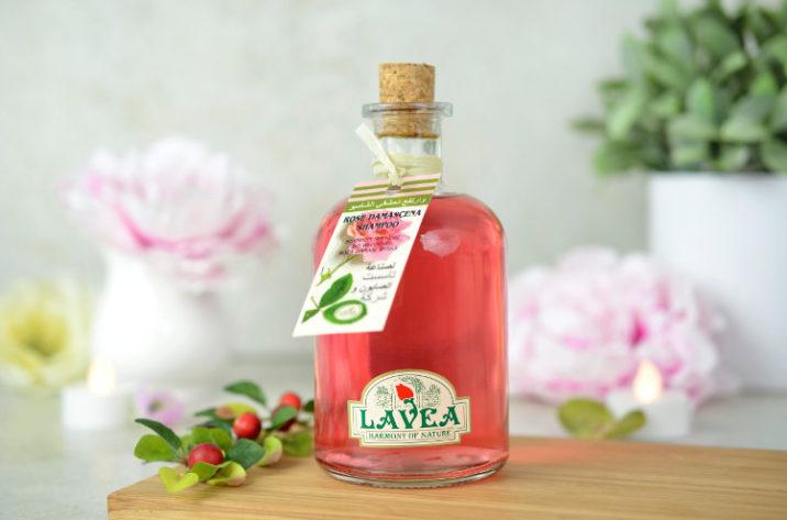 szampon różany