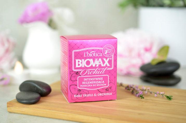 Intensywnie regenerująca maseczka do włosów z ekstraktem z orchidei i białych trufli
