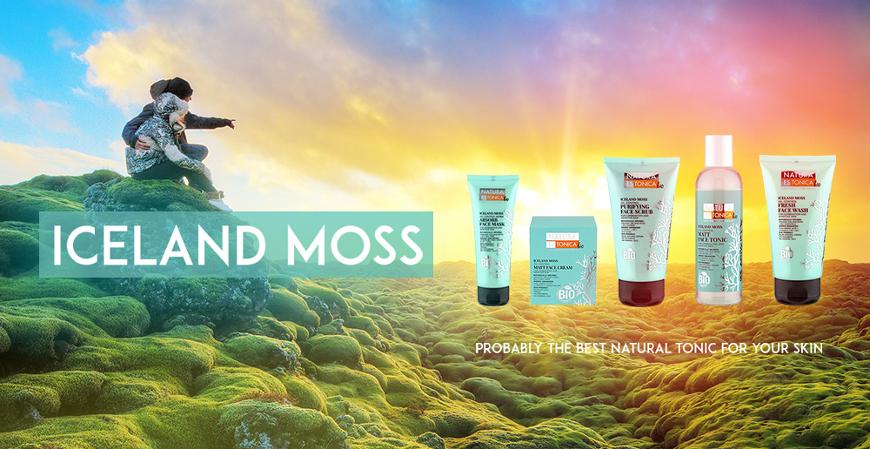 Natura Estonica Iceland Moss – kosmetyki do cery mieszanej i wrażliwej
