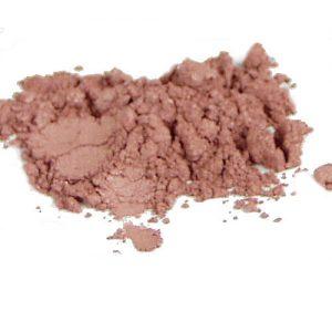 Neutral pink- róż do policzków Rhea- chłodny odcień, kosmetyk mineralny