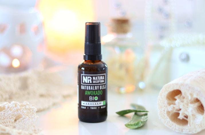 Organiczny olejek z awokado