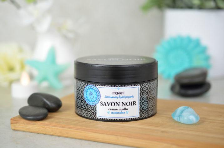 Savon Noir – czarne mydło naturalne