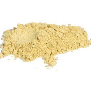 Kamuflaż żółty Yellow Corrector Rhea, kosmetyk mineralny