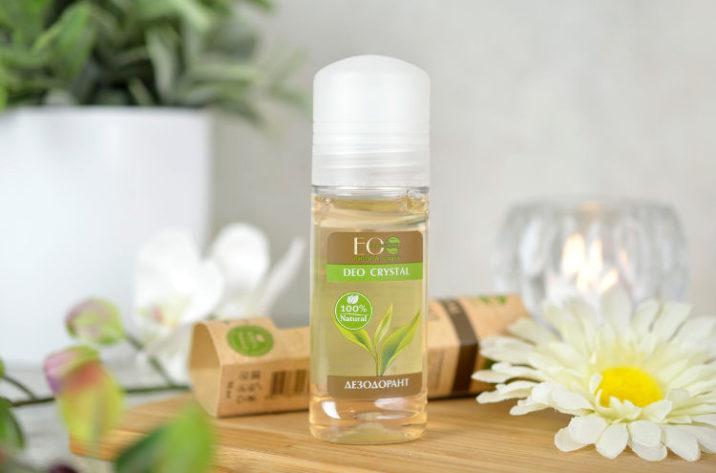 Dezodorant - ałun z korą dębu, zieloną herbatą i olejkiem z drzewa herbacianego