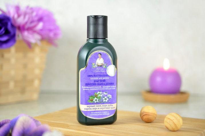 Naturalny ziołowy lotion przeciw wypadaniu włosów