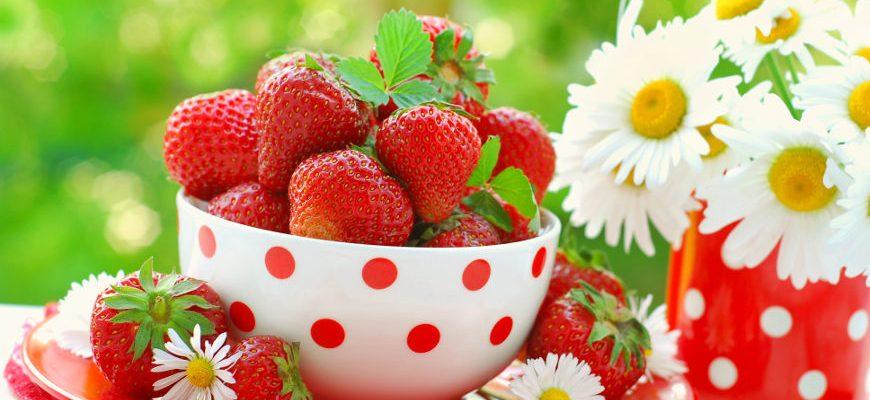 10 powodów, dla których warto stosować olejek truskawkowy