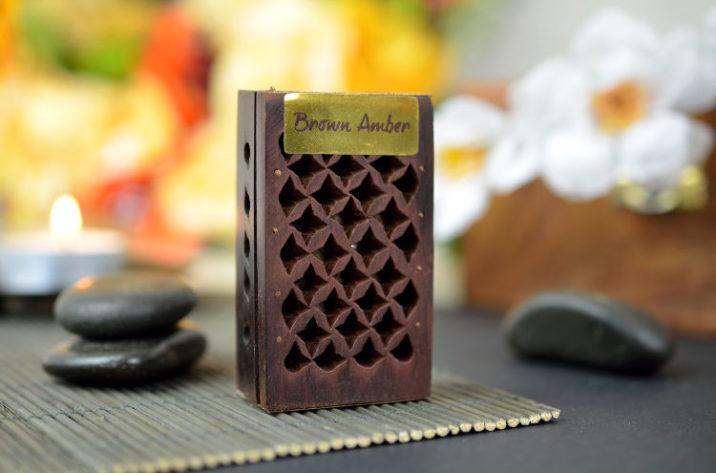 Żywica zapachowa - Brown Amber