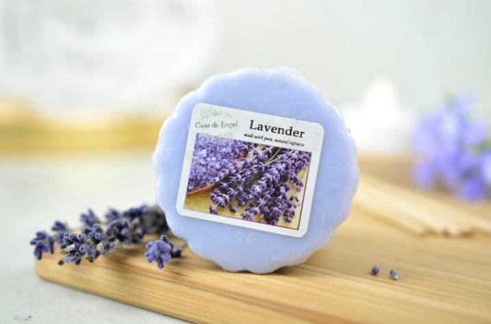 Wosk zapachowy Lawenda
