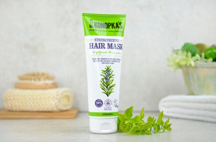 Maska wzmacniająca do osłabionych włosów