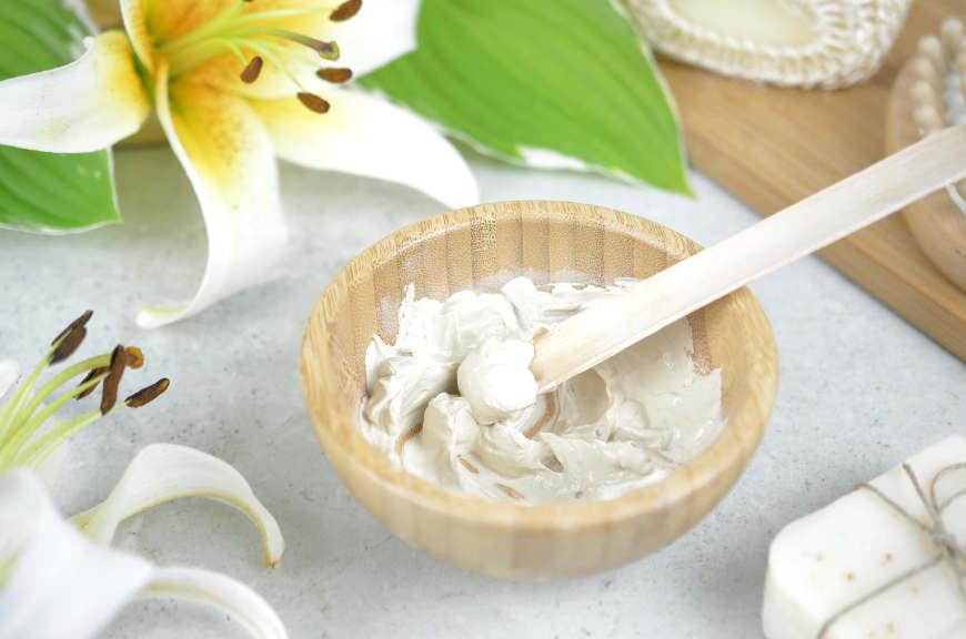 Właściwości białej glinki