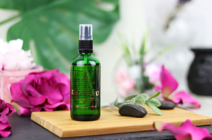 Organiczny olej z krokosza