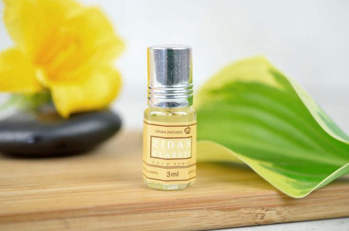 Orientalne perfumy w olejku Zidan