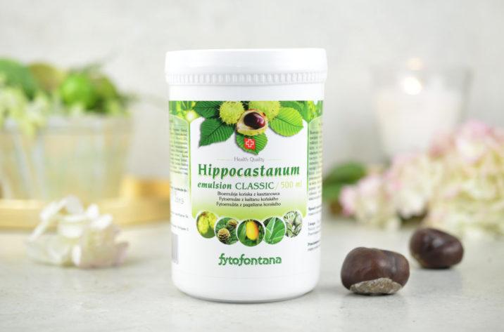 Hippocastanum CLASSIC – emulsja końska z kasztanowca