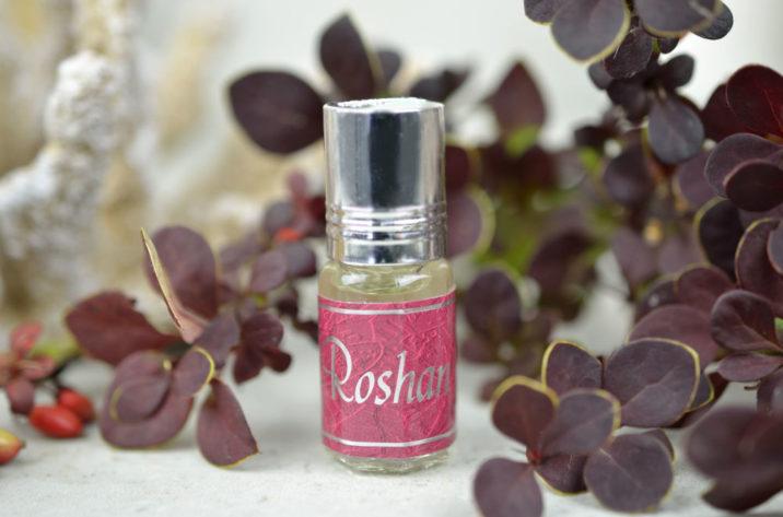 Orientalne perfumy w olejku Roshan