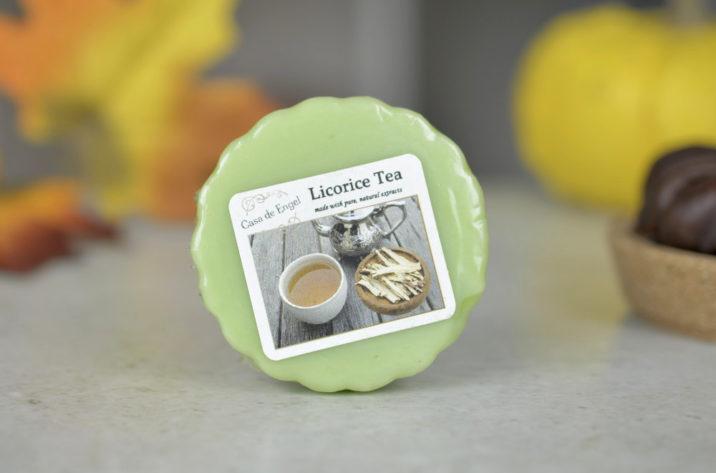 Wosk zapachowy Lukrecjowa Herbata