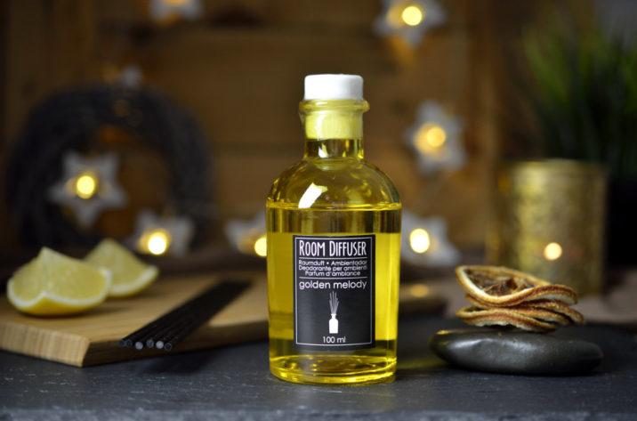 Dyfuzor zapachowy – golden melody