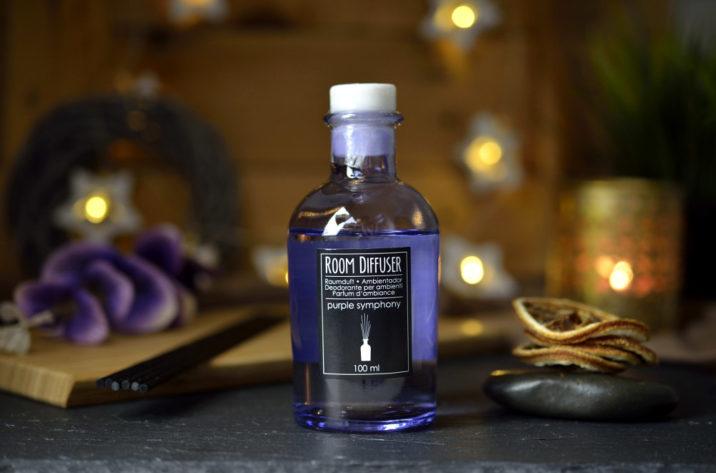 Dyfuzor zapachowy - purple symphony