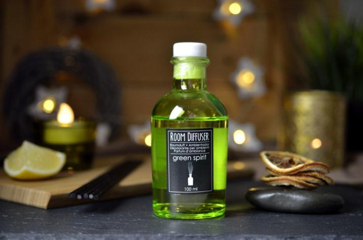 Dyfuzor zapachowy – green spirit